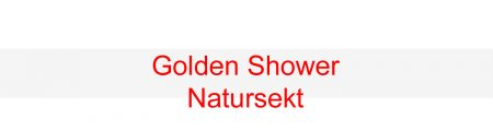 Natursekt-Golden Shower