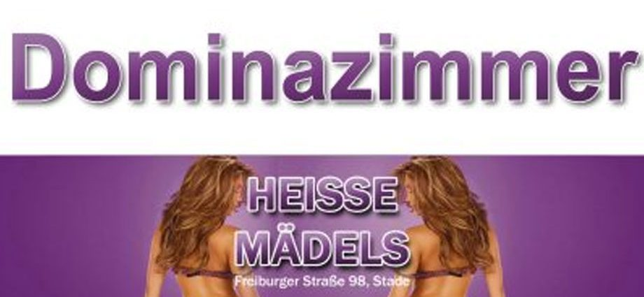 Dominazimmer Heisse Maedels 21682 Stade