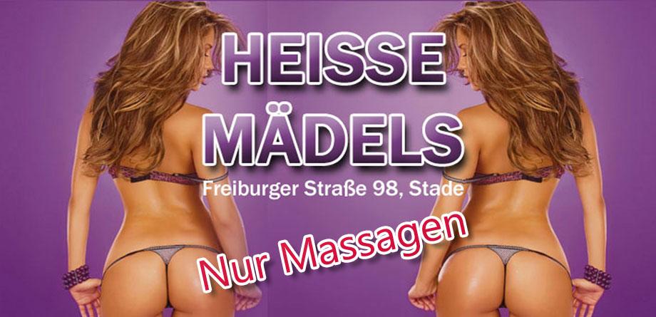 Heisse Maedels-Massagen Heisse Mädels AKTUELL