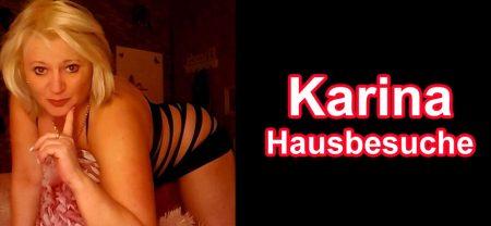 sexy Karina ist für Hausbesuche da