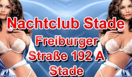 Nachtclub Stade 1.Bier am Freitag Sonntag Samstag
