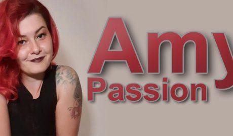Amy Passion Ganz neu bei uns Amy Passion